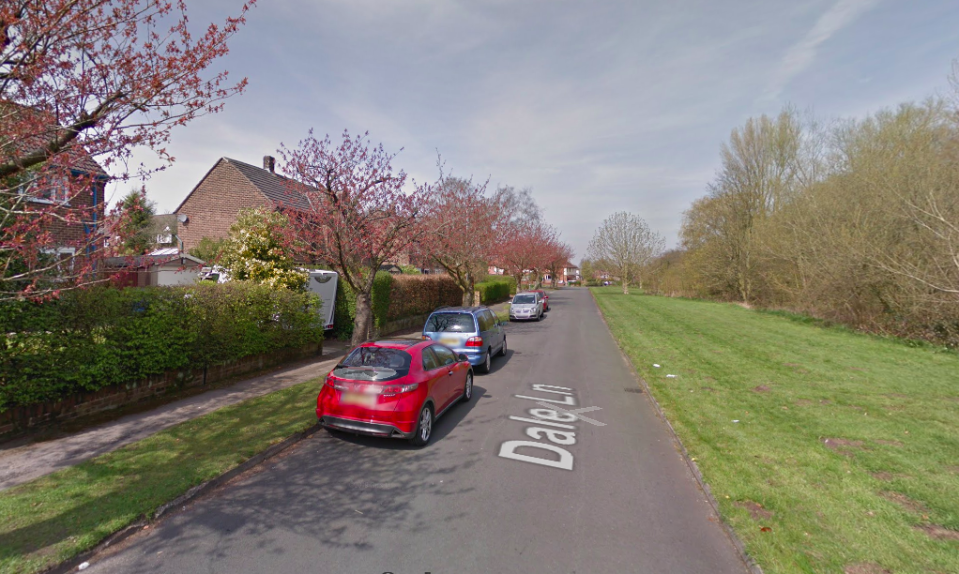 Dale Lane in Appleton, Cheshire, is the fastest street for broadband in the UK in 2020. (Google)