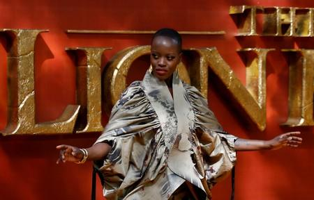 "FILE PHOTO: European premiere of ""The Lion King"" in London"