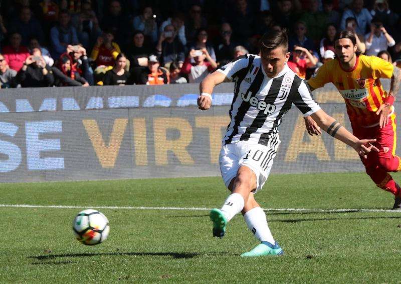 Contentious penalty helps Juventus beat defiant Benevento