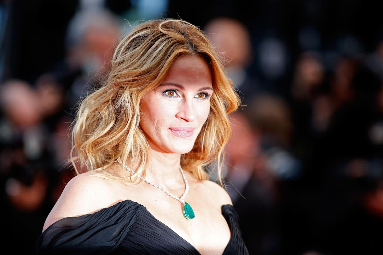 "Julia Roberts gave a statement to <a href=""http://people.com/movies/julia-roberts-women-harvey-weinstein/"" rel=""nofollow noopener"" target=""_blank"" data-ylk=""slk:People"" class=""link rapid-noclick-resp"">People</a>, saying, &ldquo;A corrupt, powerful man wields his influence to abuse and manipulate&nbsp;women. We&rsquo;ve heard this infuriating, heartbreaking story countless times before. And now here we go&nbsp;again. I stand firm in the hope that we will finally come together as a&nbsp;society to stand up against this kind of predatory behavior, to help&nbsp;victims find their voices and their healing, and to stop it once and for&nbsp;all."""