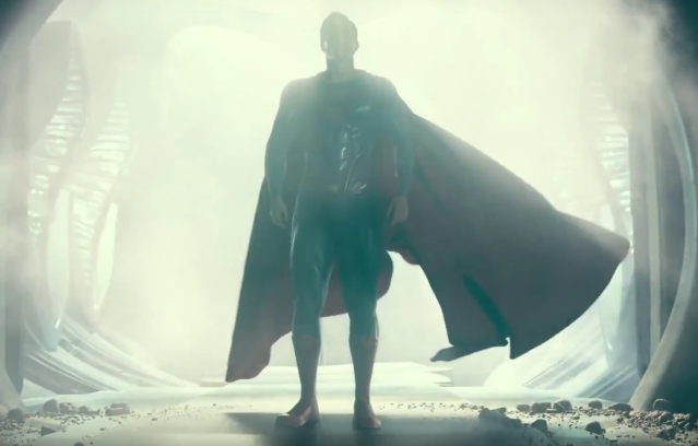 Superman officially returns in <em>Justice League.</em> (Photo: Warner Bros.)