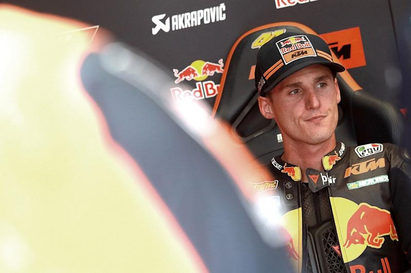 Espargaro didn't expect to be in top five of standings