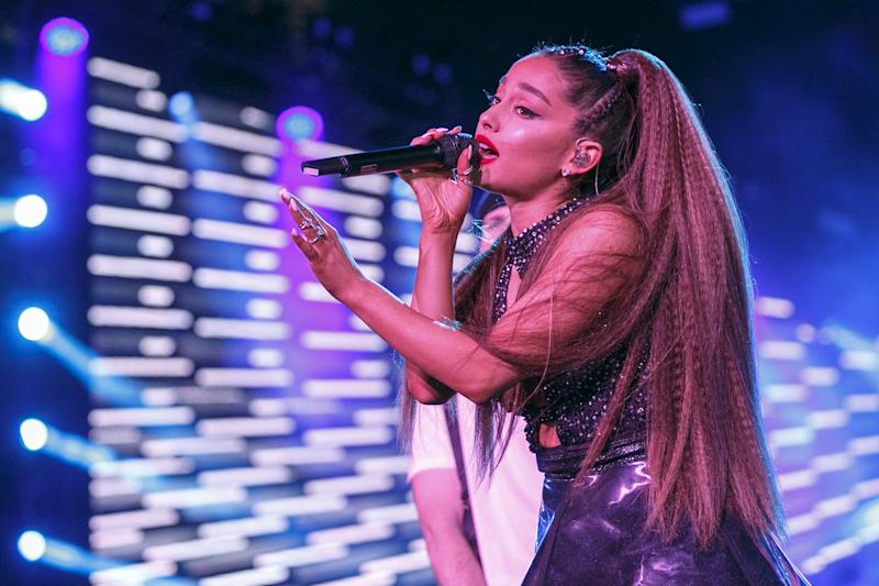 "Ariana Grande Reprised Her Spot-On Performance of ""A Natural Woman"" at Aretha Franklin's Funeral"