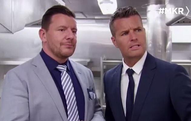 Manu Fiedel and Pete Evans will be hosting next year's series. Source: Supplied