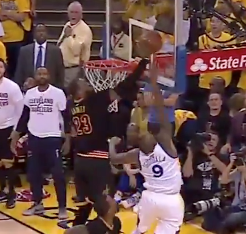 "LeBron James' ""The Block"" turns 3, and it's as spectacular as ever"