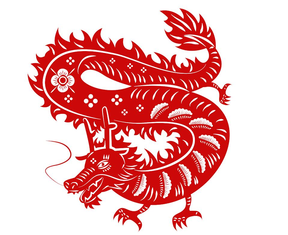 Dragon zodiac. (Photo: iStock/Getty Images)