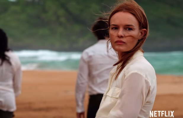 'I-Land': Fyre Festival Meets 'Lost' in First Teaser for Natalie Martinez, Kate Bosworth's Netflix Sci-Fi Event Series (Video)