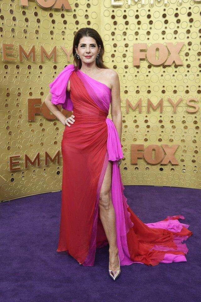 Marisa Tomei at the 71st Emmy Awards