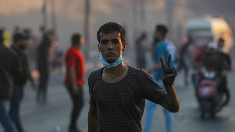 Iraqi authorities used excessive force during protests, killing over a hundred