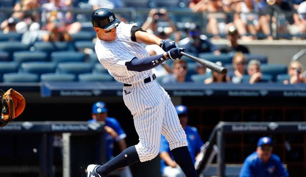 MLB: 29. Homerun! Judge stellt Yankees-Rekord ein