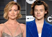 """<p>The <a href=""""https://www.popsugar.com/celebrity/are-harry-styles-and-olivia-wilde-dating-48089049"""" class=""""link rapid-noclick-resp"""" rel=""""nofollow noopener"""" target=""""_blank"""" data-ylk=""""slk:two became close on the set of Don't Worry Darling"""">two became close on the set of <strong>Don't Worry Darling</strong></a>, with their friendship turning romantic after <a href=""""https://www.popsugar.com/celebrity/olivia-wilde-and-jason-sudeikis-break-up-47971367"""" class=""""link rapid-noclick-resp"""" rel=""""nofollow noopener"""" target=""""_blank"""" data-ylk=""""slk:Olivia's split from partner Jason Sudeikis"""">Olivia's split from partner Jason Sudeikis</a> in November 2020. They were first spotted holding hands at the <a class=""""link rapid-noclick-resp"""" href=""""https://www.popsugar.com/latest/Wedding"""" rel=""""nofollow noopener"""" target=""""_blank"""" data-ylk=""""slk:wedding"""">wedding</a> of Harry's agent on Jan. 4, 2021. """"They were affectionate around their friends, held hands and looked very happy,"""" a source later told <strong>People</strong>. <a href=""""https://people.com/movies/olivia-wilde-harry-styles-seen-holding-hands-dating/"""" class=""""link rapid-noclick-resp"""" rel=""""nofollow noopener"""" target=""""_blank"""" data-ylk=""""slk:They have dated for a few weeks"""">They have dated for a few weeks</a>."""" Since then, the couple have kept a <a href=""""https://www.etonline.com/olivia-wilde-and-harry-styles-enjoying-one-on-one-downtime-in-the-uk-source-says-164433"""" class=""""link rapid-noclick-resp"""" rel=""""nofollow noopener"""" target=""""_blank"""" data-ylk=""""slk:relatively low profile in both Los Angeles and London"""">relatively low profile in both Los Angeles and London</a>.</p>"""