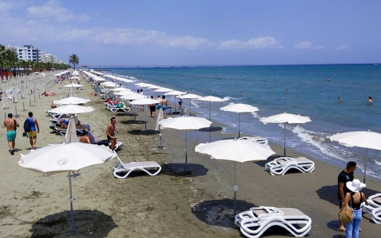 Cyprus beaches have reopened after a coronavirus lockdown that lasted more than two months on the eastern Mediterranean island the same day new cases hit zero