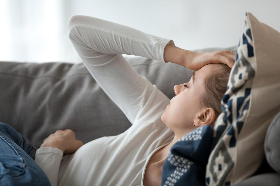 <p>More than half of people who are hospitalised with coronavirus experience ongoing symptoms six months later</p> (Getty Images/iStockphoto)