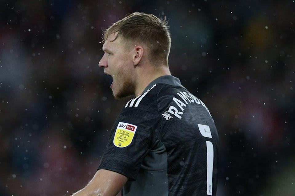Arsenal are keen to sign Sheffield United goalkeeper Aaron Ramsdale  (Getty Images)