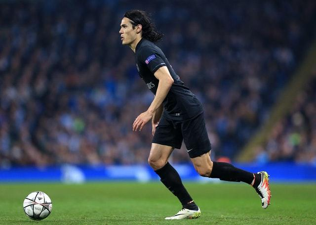 Edinson Cavani scored 200 goals in 301 games for PSG between 2013 and 2020