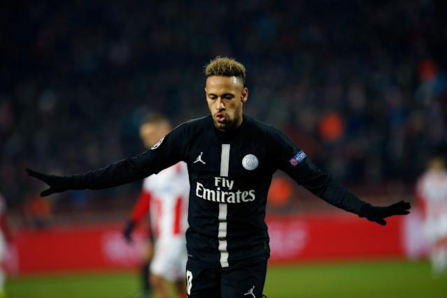 Neymar's return will be a boost for PSG. (AP Photo/Darko Vojinovic)