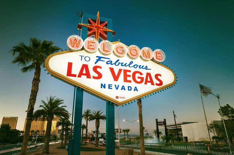Here are the signs YESCO Sign Company designed and built in Las Vegas.