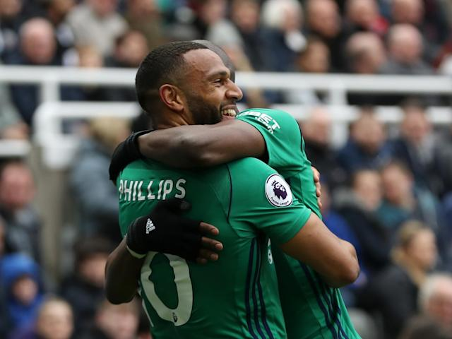 Premier League LIVE: West Brom beat Newcastle to put relegation on hold as Southampton down Bournemouth