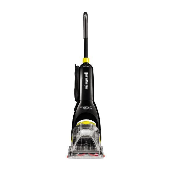 The handle on this carpet cleaner collapses for easy storage. (Photo: Walmart)