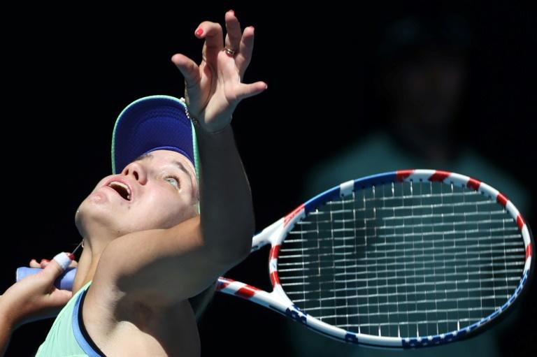 Sofia Kenin beat Tunisia's Ons Jabeur in the quarter-finals