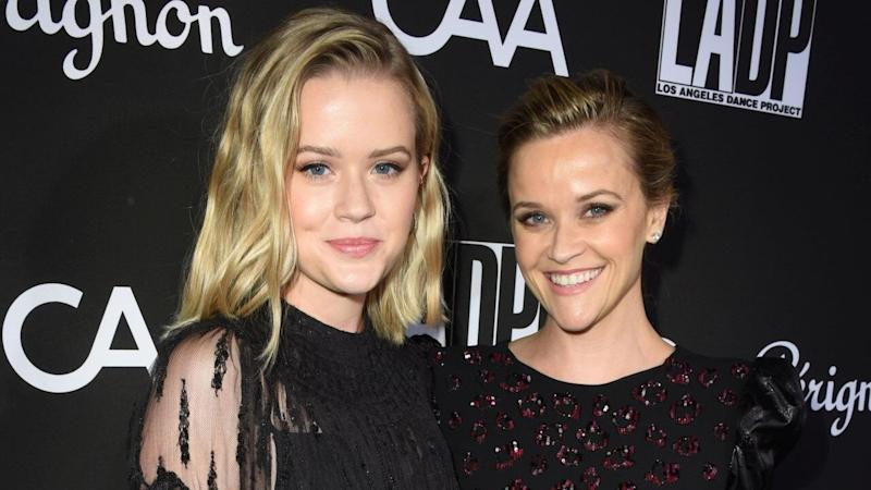 Reese Witherspoon's Daughter Ava Pays Tribute to Her Famous Mom: 'She Inspires Me'