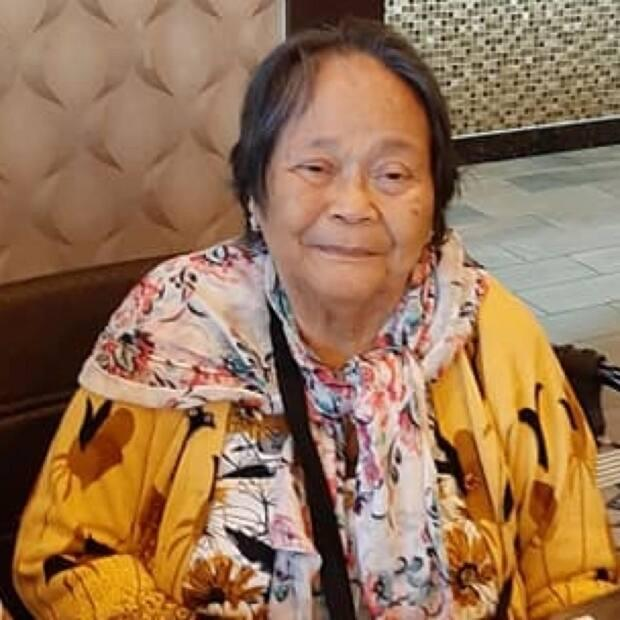 Candida Macarine's family members say they've been waiting for answers about how she died. Now they want the premier to step. (Submitted by Placido Macarine - image credit)