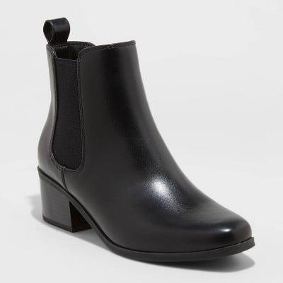 <p><span>A New Day Ellie Chelsea Boots</span> ($21, originally $30)</p>