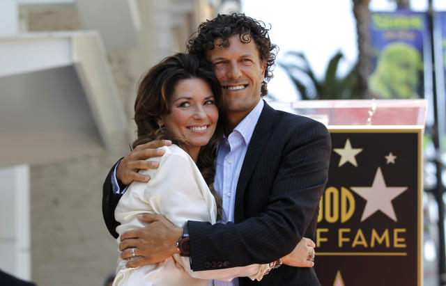 Twain is now married to Frédéric Thiébaud. (Photo: Reuters)
