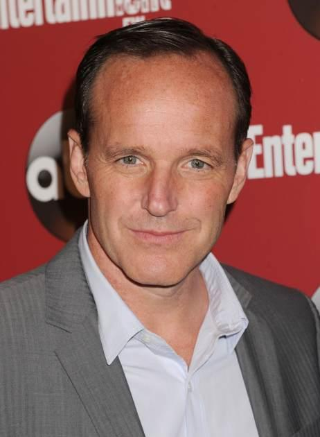 Clark Gregg is seen at the Entertainment Weekly & ABC 2013 New York Upfront Party at The General on May 14, 2013 in New York City -- Getty Premium