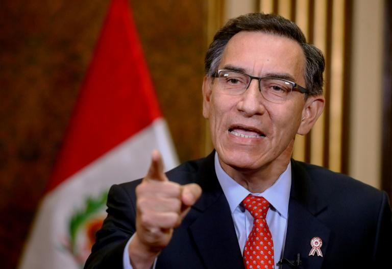 Peru's Congress votes to open impeachment proceedings against president