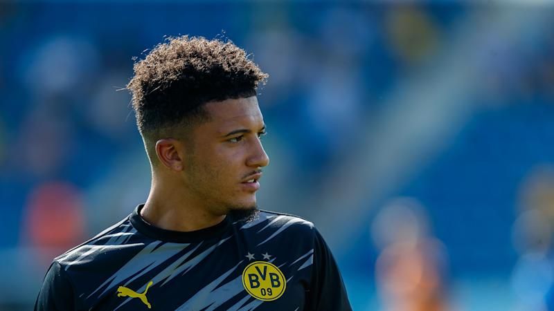 Dortmund star Sancho reveals which player he considers his most skilful team-mate