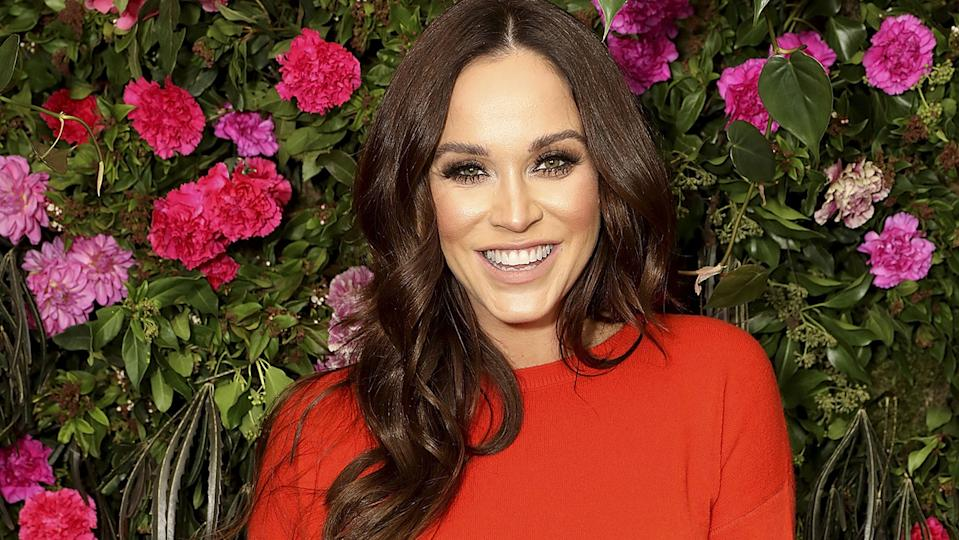 Vicky Pattison attends the VIP Party with Stacey Solomon as she celebrates the launch of her new collection with Primark on October 10, 2018