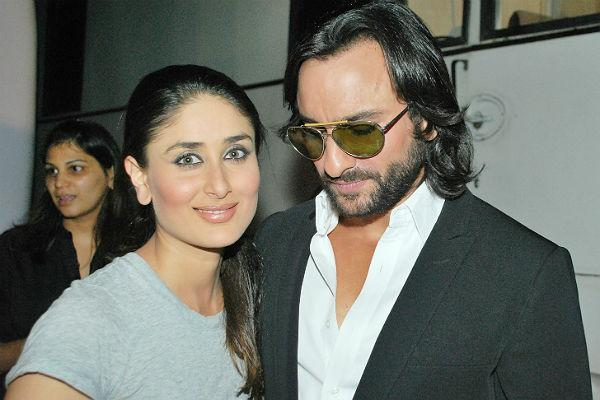 Saif went Beckham and got Kareena's name tattooed on his arm in an extravagant gesture that exhibited to the entire world, his love for the lady. Suddenly the couple became the cynosure of all eyes. What they wore, where they went and what gifts they exchanged became hot topics of gossip.
