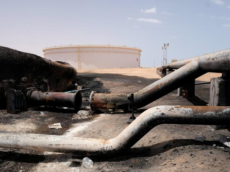 The Libyan Audit Bureau says billions from oil sales is lost in corruption: Reuters