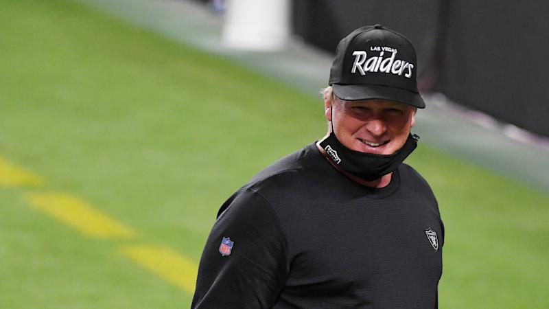 Raiders reportedly under NFL investigation for breaking COVID protocols