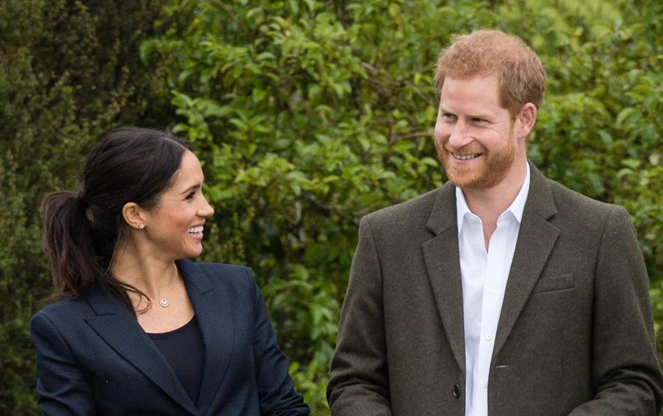 It's becoming an alarming trend for the royal couple. Source: Getty