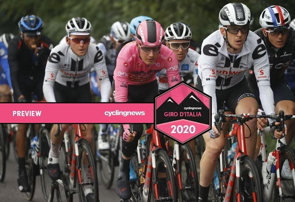 The 2020 Giro d'Italia stage 20 preview