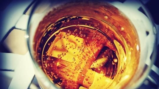 "<p>Sugar-sweetened soft drinks are just about<a href=""http://www.mensjournal.com/expert-advice/9-frightening-facts-about-soda-20151019"" rel=""nofollow noopener"" target=""_blank"" data-ylk=""slk:the worst things you can consume"" class=""link rapid-noclick-resp""> the worst things you can consume</a>. They're nothing but liquid sugar, enamel-eroding and bone-depleting acid, and a slew of chemicals. But you knew this already. So why the hell are you still drinking soda? Make 2016 the year you finally shake your daily Pepsi habit and trade Jack-and-Cokes for whiskey on the rocks, as it should be. Don't switch to diet sodas, either. They harm bones and teeth too, and <a href=""http://www.mensjournal.com/health-fitness/nutrition/even-diet-soda-may-increase-risk-of-diabetes-20140925"" rel=""nofollow noopener"" target=""_blank"" data-ylk=""slk:research suggests"" class=""link rapid-noclick-resp"">research suggests</a> your body mistakes the artificial sweeteners for sugar, potentially increasing diabetes risk just the same as full-strength sodas.</p><p><i>(Photo Courtesy of Rafael Said / Getty Images)</i><br></p>"