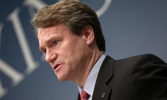 """Bank of America CEO Brian Moynihan on his company's pricey settlements: A """"significant step."""""""