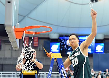 Trice helped lead Michigan State to its first Final Four since 2010. (USA Today)