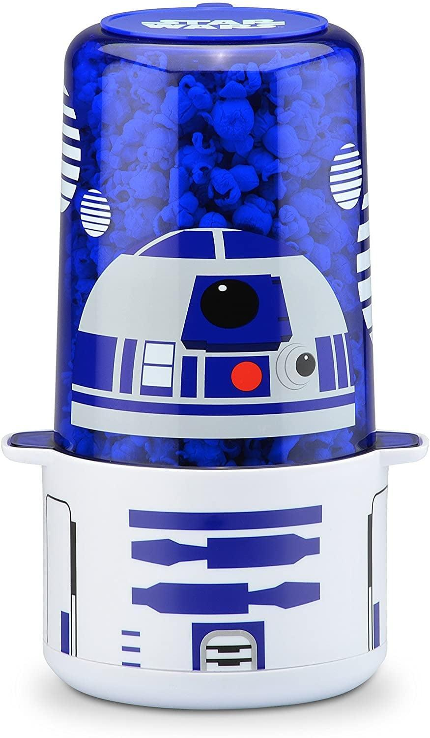 <p>The <span>Star Wars R2-D2 Mini Stir Popcorn Popper</span> ($30) will be your best friend for movie night.</p>