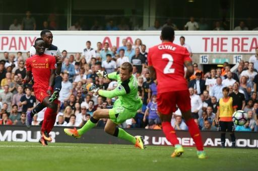 Liverpool pricked by Rose thorn in Spurs draw