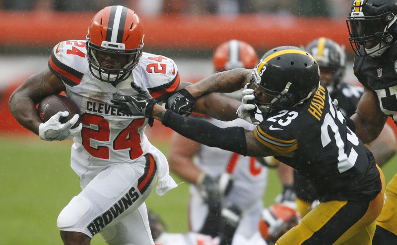 Browns Come Up With Strange Tie Vs Steelers