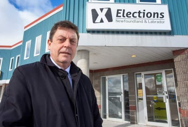 Satisfaction with Elections NL, headed by chief electoral officer Bruce Chaulk, was low among survey respondents.