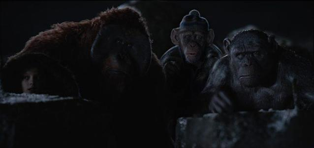<em>War for the Planet of the Apes</em> (Fox)