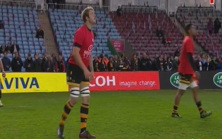 Joe Launchbury - Credit: BT Sport