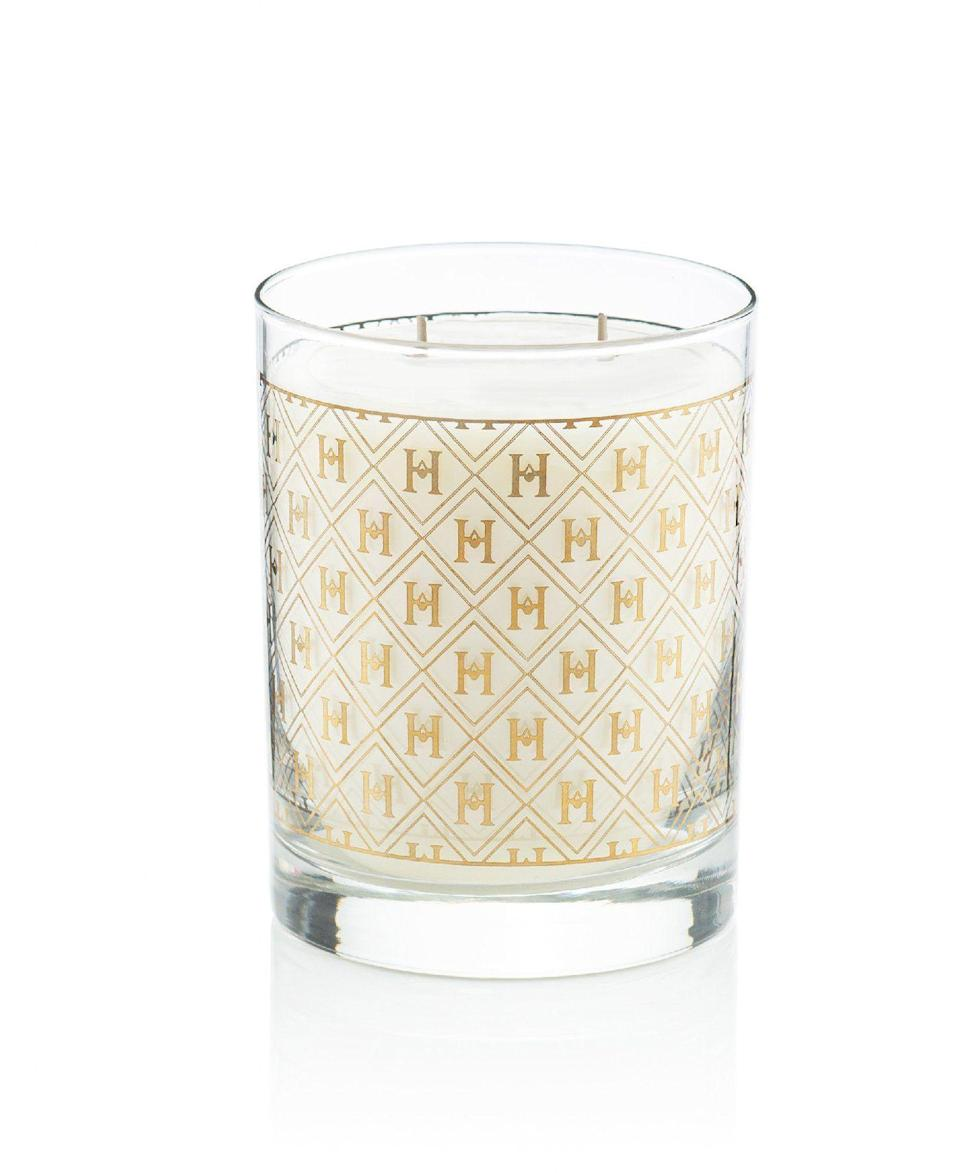 "<p><strong>Harlem Candle Company</strong></p><p>harlemcandlecompany.com</p><p><strong>$60.00</strong></p><p><a href=""https://www.harlemcandlecompany.com/collections/22k-gold-collection/products/22k-gold-speakeasy-cocktail-glass-luxury-candle"" rel=""nofollow noopener"" target=""_blank"" data-ylk=""slk:Shop Now"" class=""link rapid-noclick-resp"">Shop Now</a></p><p><strong>Smells like: </strong>putting on your favorite outfit and staying out all night. Smoked incense, bourbon, licorice, tobacco, patchouli, dark chocolate—this candle has it all. </p>"