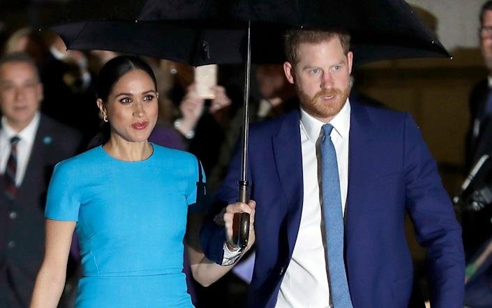 Meghan, Duchess of Sussex has been in a long battle with the newspaper - AP