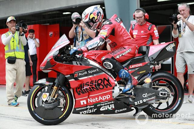 "Andrea Dovizioso, Ducati Team <span class=""copyright"">Gold and Goose / Motorsport Images</span>"