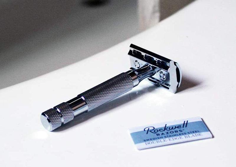 Photo credit: Rockwell Razors